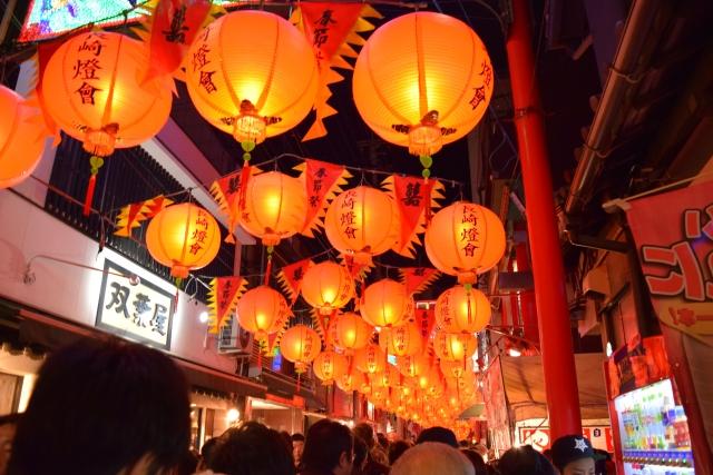 長崎ランタンフェスティバル2019皇帝パレードのゲストは誰!歴代の皇帝皇后は?